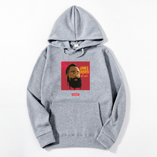 New James Harden Men pullovers hoodies sweatshirt Clothing streetwear casual tracksuit Houston USA basketballer star Rockets