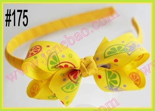 Metallic Gold Hair Bow or Headband Bow for Baby Toddler Girls Medium Hair Bows Newborn Headband Bows Polka Dot Hair Bow