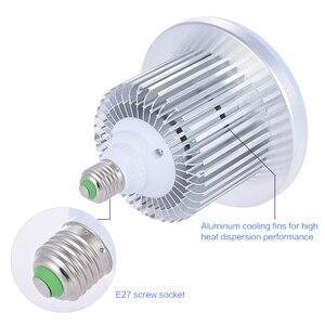 Image 3 - Andoer – ampoule de Studio Photo 5500K, 135W, 132 perles, lampe en forme de maïs, prise E27, lumière du jour, pour vidéo