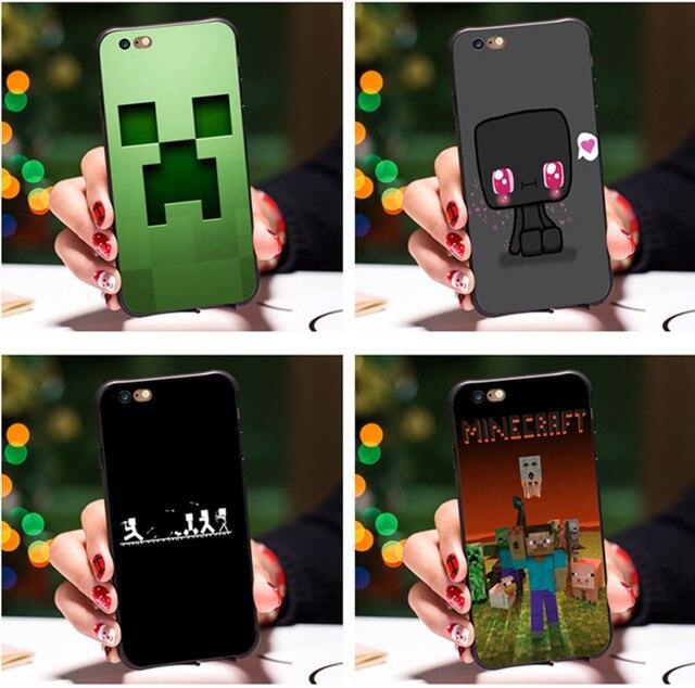 coque minecraft iphone 7
