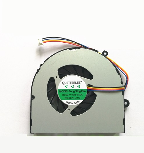 купить SSEA New CPU cooling Fan for Lenovo G480 G480A G480AM G580 G580A G585 laptop Cooler Fan по цене 386.91 рублей