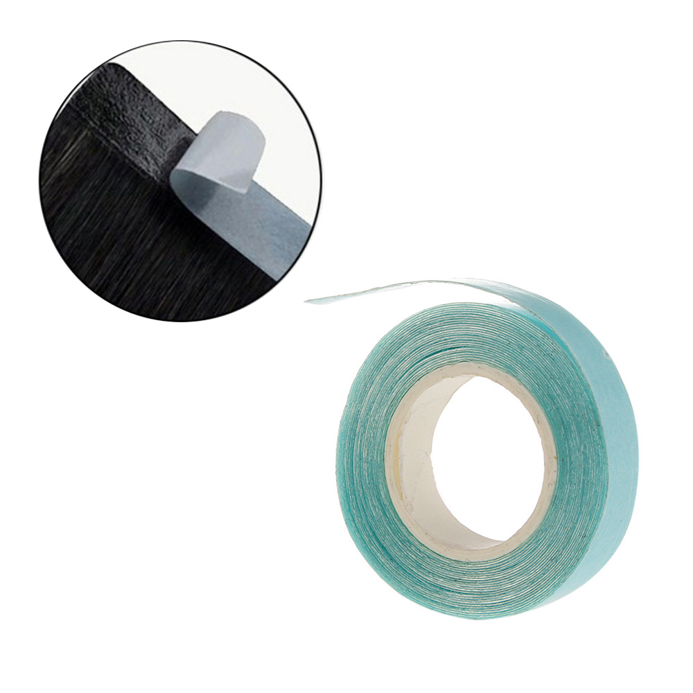 Enthusiastic 1pc Extraordinarily Waterproof Double-sided Adhesive Tape For Skin Weft Hair Extension Tapes Wig Hairpiece 300cm High Quality Adhesives Tools & Accessories