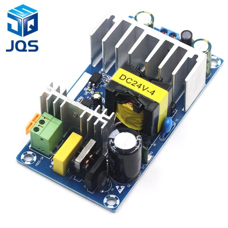 HTB1wZHxayDxK1RjSsphq6zHrpXau - 100-240V to DC 24V 4A 6A switching power supply module AC-DC Step-down module
