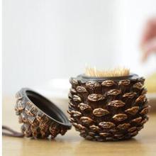 Коробка для зубочисток персональный креативный держатель для зубочистки дома гостиной ватный тампон для хранения простая портативная зубочистка ведро