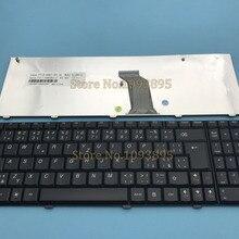 Новая Чешская Клавиатура для ноутбука lenovo G560 G 560 G565 G560A G565A G560E G560L, Чешская Клавиатура черного цвета