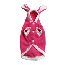 Cute Bunny Sphynx Cat hooded sweatshirt / costume