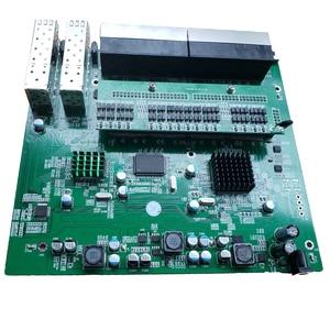Image 5 - Commutateur PoE inverse 16x10 M/100 M PoE et 4SFP Port Gigabit Ethernet commutateur carte mère PCB