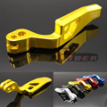 High Quality Free shipping RIZOMA TMAX 500 08-11 T-MAX 530 12-14 XP530 CNC Motorcycle Parking Brake Lever COLOR Golden