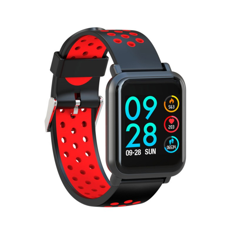 SN60Plus Smart Bracelet Watch Activity Track Sport Smart Watch Fitness Monitor Smart Band Heart Rate Blood Pressure Monitor