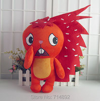 Happy Tree Friends anime plush dolls HTF Flaky cute plush toys 38cm soft pillow high quality for gift free shipping