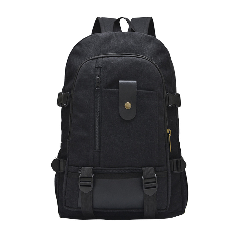 Newtravel Rucksack Multifunctional Travel Bucket Backpack Men Rugzak 5 Colors Canvas College Student Backpack 2018 Dropshipping