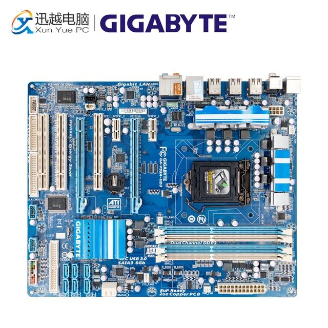 Gigabyte GA-P55A-UD6 SATA2 Drivers Update