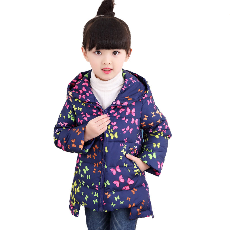 Girls winter jacket Child Girl down jackets Coat Parkas Hooded Baby girls down jacket Kids Down Jackets Girls snow wear coat 2017 kids jacket winter for girl and coats duck down girls fluffy fur hooded jackets waterproof outwear parkas coat windproof