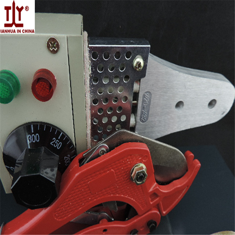 Spedizione gratuita Idraulico Strumento DN 20-32mm AC 220 / 110V 600W - Attrezzatura per saldare - Fotografia 3