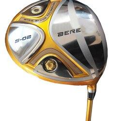 Cooyute New HONMA Golf driver S-02 Golf Clubs driver 9/10 Loft Graphite Golf shaft R or S Flex clubs head cover Free shipping