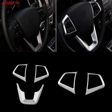 car accessories Car steering wheel steering wheel buttons decorative stickers modified special interior trim for hyundai Creta