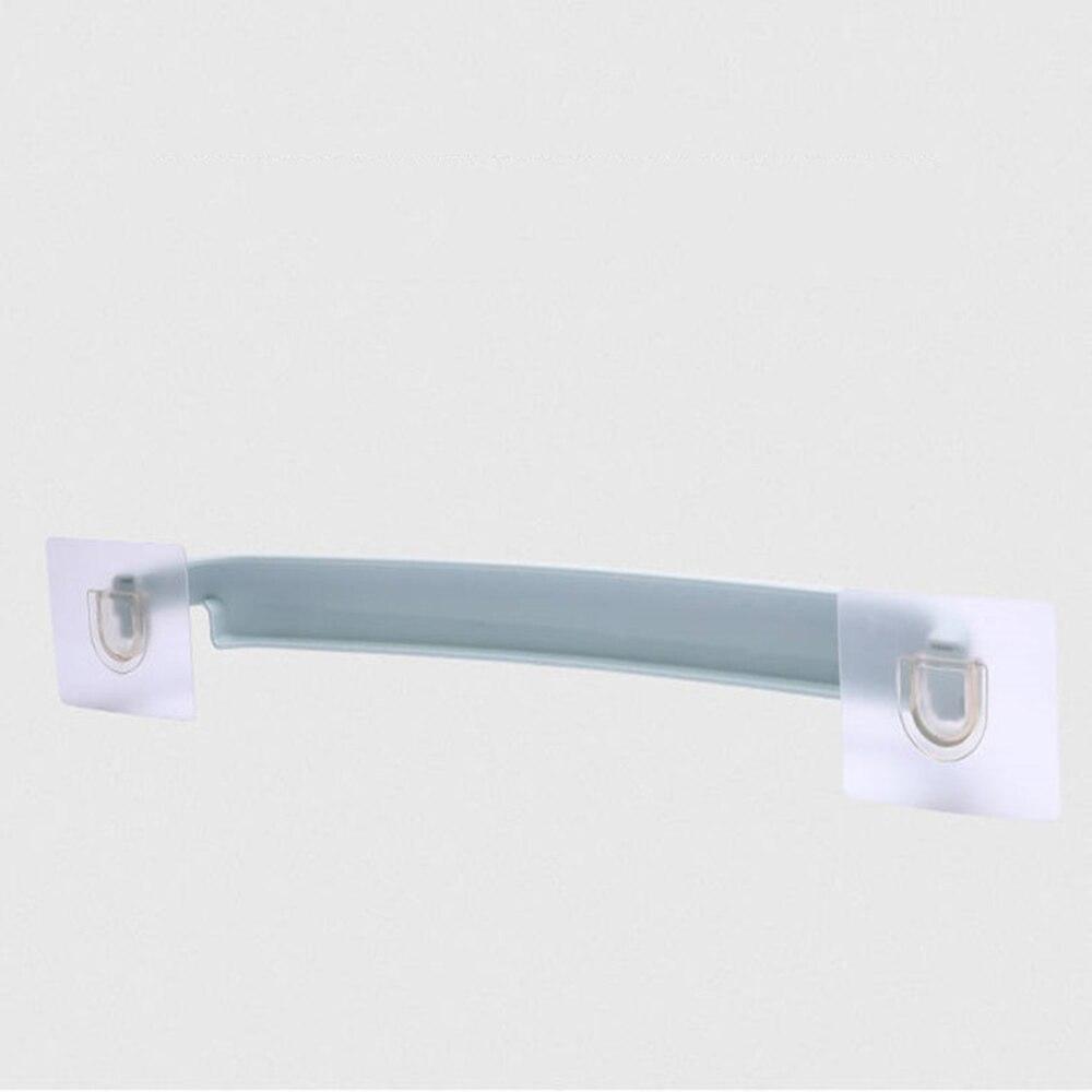Aelegant Plastic Door Back Single-Pole Towel Rack