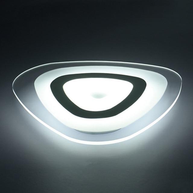 living room ceiling lights led lamp modern acrylic kitchen lights ...