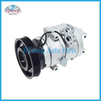 10S20C 78342 Ac kompressor für Honda Odyssey Pilot Acura MDX 3.5L 5511855 38810P8FA01 2011255AM 2011255R 4710276