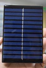 Solarparts 10pcs 6V 150mA Mini Epoxy Resin Solar Modules High Quality and Low Price solar toys