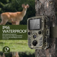 MINI Chasse Hunting Camera 12MP 1080P Full HD Wildlife Scout