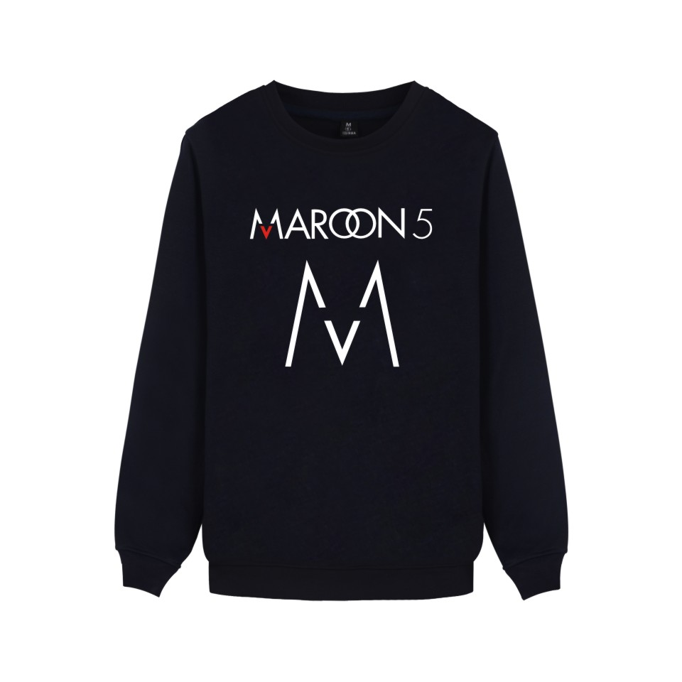 LUCKYFRIDAYF Rock Band Maroon 5 Hoodie Sweatshirt Band Logo Print Streetwear Pullover For Rock music enthusiast Oversize 4XL