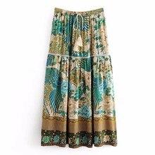 705dc6414 Compra ethnic skirts y disfruta del envío gratuito en AliExpress.com ...