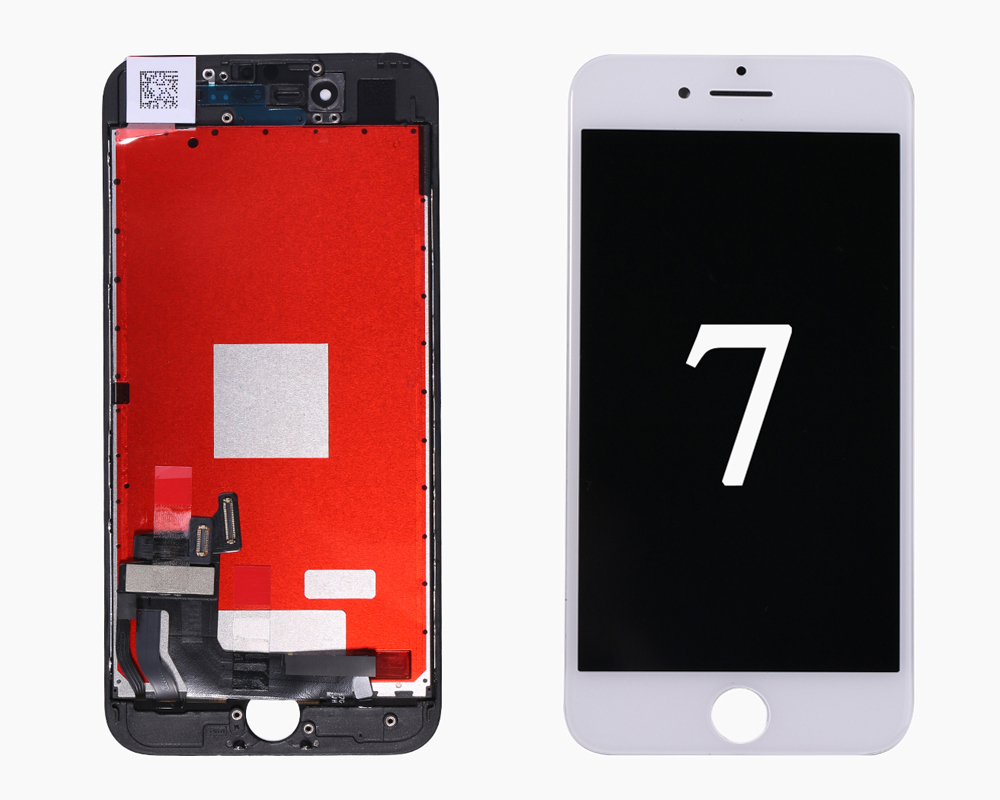 HTB1wZMwXUvrK1RjSspcq6zzSXXab Black/White Assembly LCD Display Digitizer for iPhone 6s AAA Quality LCD Touch Screen for iPhone 6 7 5s No Dead Pixel with Gifts