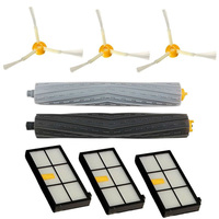 Innovative Filter Brush Replacement Kits For IRobot Roomba 800 870 880 Series Cleaner