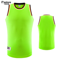 Pastore1908 Brand Men S Basketball Jerseys Wade Series Quick Dry Breathable High Quality Europe Size XS