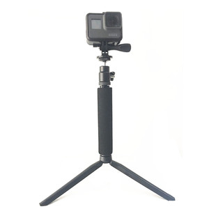 Image 4 - Suptig Phụ Kiện Nhỏ Bộ cho GoPro Hero 7 Đen Hero6 5 Hero2018 MONOPOD TRIPOD với Vỏ Chống Thấm Nước Ốp Lưng