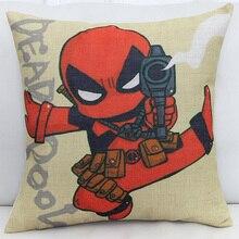 Deadpool Cushion Cover #1