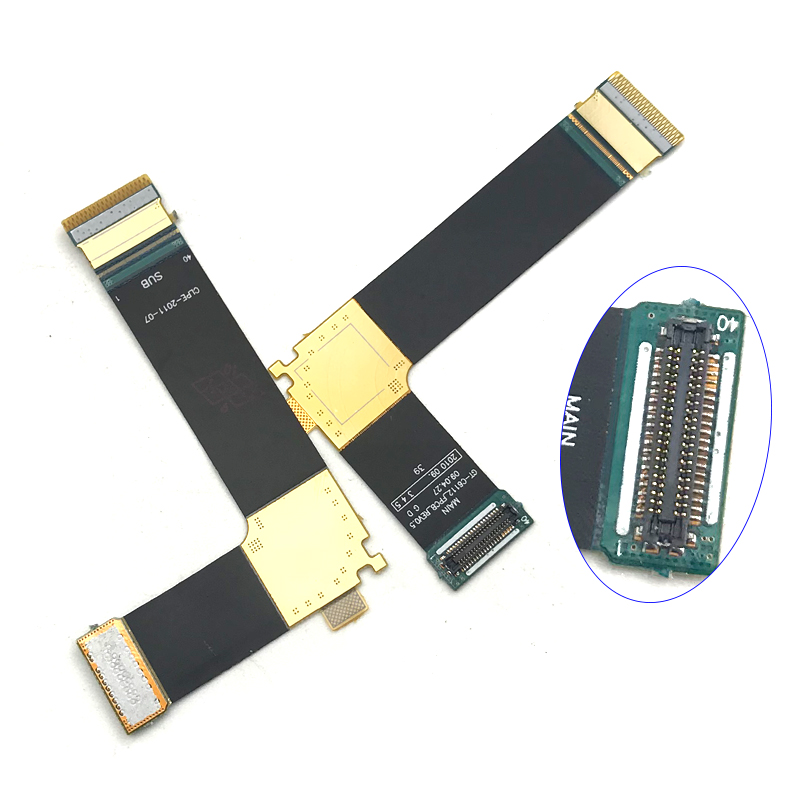 Replacment Part Compatible For Samsung C6112 GT-C6112 LCD Display Connect Flex Cable Ribbon