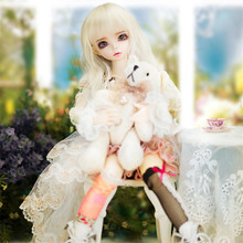 Free Shipping FL minifee ante 1/4 BJD/SD Dolls Handmade Resin Kit Joint BJD/SD Doll Fashion Figures Luts ai yosd Volks Kit Doll