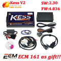 KESS V2 4.036 Tuning Kit without Token Limited ECU chip tuning tool KESS V2 V4.036 Master with free ECM Titanium kess v2.30
