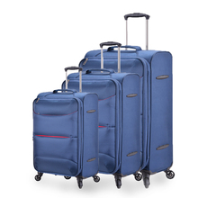 20″+24″+29″ 3pcs/sets Ultra-light Oxford cloth waterproof international travel luggage sets trolley suitcase with wheels