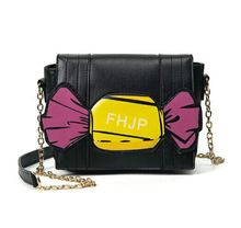Super cute candy modeling chain shoulder Messenger bag, fashion spring and summer new lolita playful bag
