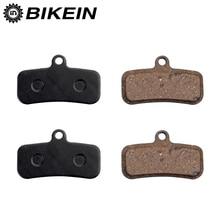 Brake-Pads Mountain-Bike Hydraulic-Disc-Brake Shimano Saint M810 M820 Semi-Metallic ZEE