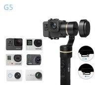 Presell Feiyu G5 Handheld Gimbal For GoPro HERO5 5 4 Xiaomi Yi 4k SJ AEE Action