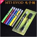 Evod мт3 электронная сигарета MT3 стартовые наборы блистерной электронной сигареты MT3 атомайзер EVOD аккумулятор эго электронные сигареты ( 1 * EVOD MT3 блистерной )