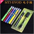 Evod MT3 E Cigarette Starter Kits Blister E Cigs MT3 atomizador EVOD batería Ego cigarrillo electrónico ( 1 * EVOD MT3 Blister )
