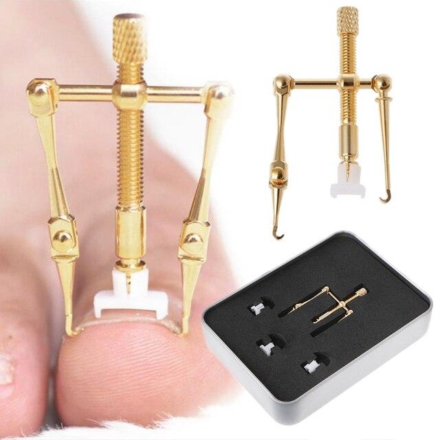 Gold Paranichia Nail Corrector Ingrown Nail Foot Correction Tool For ...