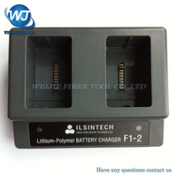 Original ilsintech fiber welding machine charger ILSINTECH Swift F1 Swift F3 Optical Fiber Fusion Splicer battery charger