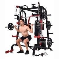 9010DE большой Integrated Фитнес оборудования универсальные для фитнеса Упражнения Многофункциональный инвентарь для занятий спортом подтянуть ш
