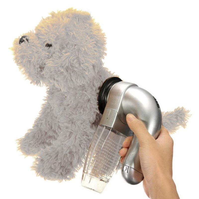 Pet Electrical Hair Fur Remover Shedding Grooming Brush Comb Dog Cat Puppy Vacuum Cleaner Trimmer Machine 5