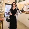 2017 Spring Long Maternity Dresses Clothes Black 2pcs Cotton Pregnant Women Dress Premama Vestido Pregnancy Wear Clothing Summer