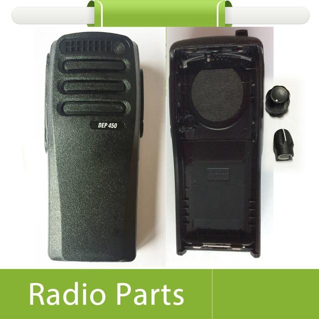5sets X Top Housing For Motorola DEP450 Radio Casing Repair Parts