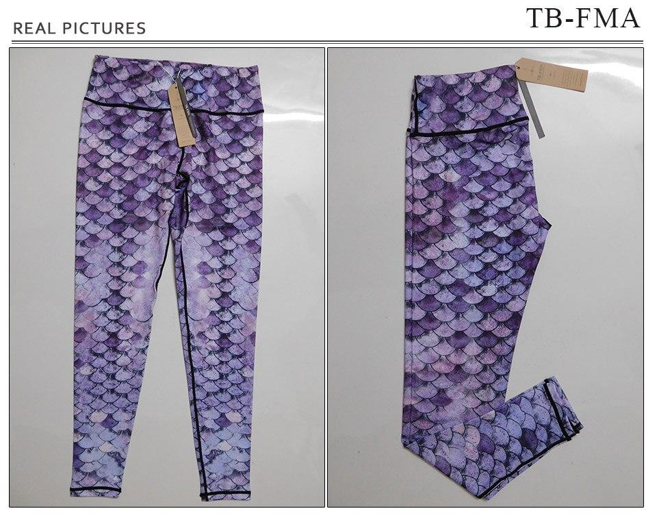 yoga pants print