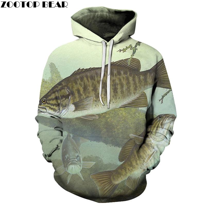 Fish Swim 3D Printed Hoodies Men Women Sweatshirts Hooded Tracksuits Fashion Pullover 6XL Hoody Streetwear Spring Coat Drop Ship