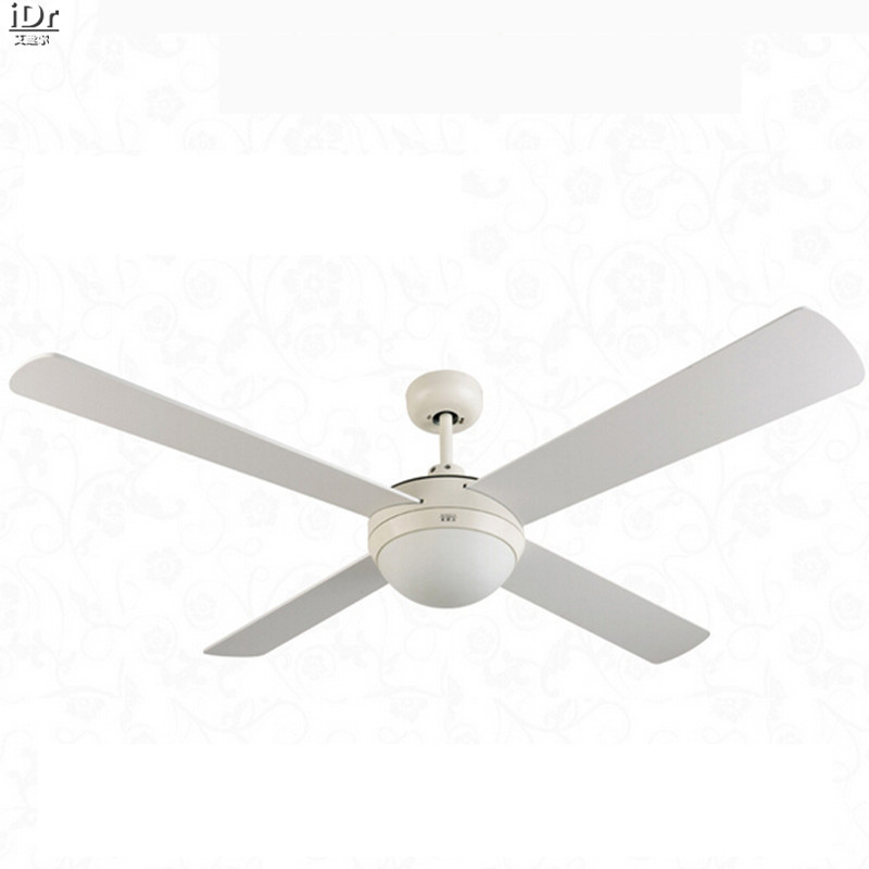 Online Get Cheap Led Ceiling Fan -Aliexpress.com | Alibaba Group:Simple and modern restaurant led study bedroom lamp living room ceiling fan  with fan led 52,Lighting